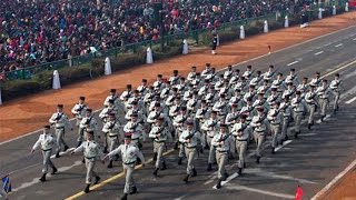 getlinkyoutube.com-In a first, French soldiers take part in India's 67th Republic Day parade : NewspointTV
