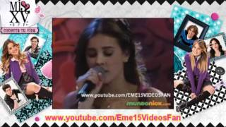 getlinkyoutube.com-EME15 - Concurso MissXV cantan No Hay Manera [Capitulo 31]