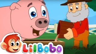getlinkyoutube.com-Old MacDonald Had a Farm | Nursery Rhyme | Children Songs with Lyrics