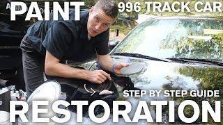 getlinkyoutube.com-How to Restore a Black 996 Porsche Track Car