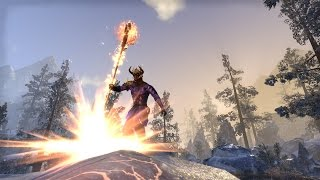 getlinkyoutube.com-Omega Templar PvE DPS Build  Updated for ESO Patch 2.3 Thieves Guild