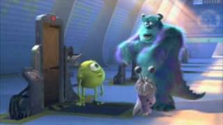 getlinkyoutube.com-Monster's inc: Put That Thing Back Where it Came From!