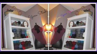 getlinkyoutube.com-My Yarn Stash Collection 2015