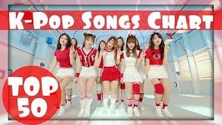 getlinkyoutube.com-[TOP 50] K-POP SONGS CHART - OCTOBER 2016 (WEEK 3)