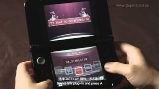 getlinkyoutube.com-Running 3DS game demo