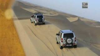 getlinkyoutube.com-Liwa Team From UAE (2009) رحلات فريق ليوا