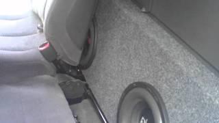 getlinkyoutube.com-Chevy Crew Cab Speaker Box Non-HD 2000-2006