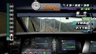 getlinkyoutube.com-[PS3] Railfan Taiwan High Speed Rail - Trial mode - Taichung ⇒ Taipei
