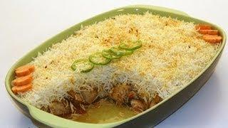 getlinkyoutube.com-صينية الدجاج والرز - مطبخ منال العالم