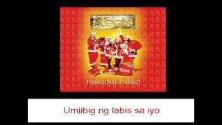 Ubas At Pag-Ibig By Aegis (With Lyrics)