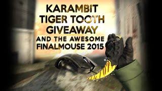 getlinkyoutube.com-Karabit Tiger Tooth and Final Mouse 2015 GIVEAWAY!