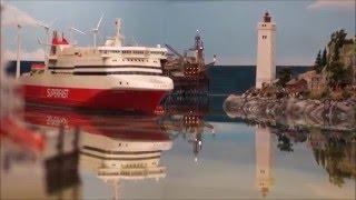Miniatur Wunderland Hamburg Hafen