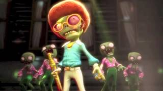 getlinkyoutube.com-Creepypasta Plants Vs Zombies Garden Warfare  La Disco Nunca Morirá (RESUBIDO)