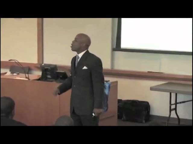 High Energy & Practical College/Corporate Speaker: Justin Jones-Fosu