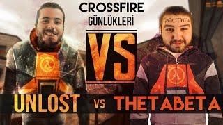 getlinkyoutube.com-UNLOST vs Thetabeta / Half-Life Crossfire Günlükleri #1 [Hayatının dersi!]