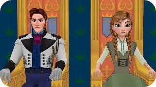 getlinkyoutube.com-King Hans? Elsa & Anna of Arendelle Episode 21 - Frozen Princess Parody