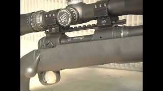 getlinkyoutube.com-Savage Accuracy Model 10 FCP .308 Winchester