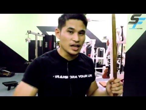 Sixpax Abs Training Tanpa Weight | Strongman Fitness