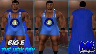 getlinkyoutube.com-WWE BIG E THE NEW DAY CAW FORMULA SVR11 PS2