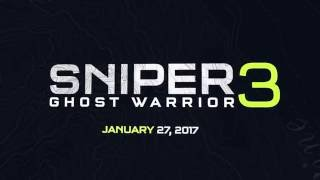 Sniper: Ghost Warrior 3 - Reveal Trailer