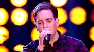 getlinkyoutube.com-Stevie McCrorie performs 'Still Haven't Found What I'm Looking For': The Voice UK 2015 - BBC One