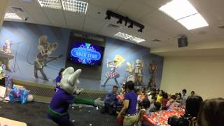 getlinkyoutube.com-Chuck E Cheese's - Day 1 Celebrating Rebekah's Birthday