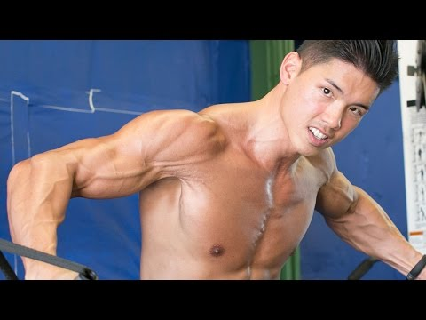 Massive Shoulder Attack Workout