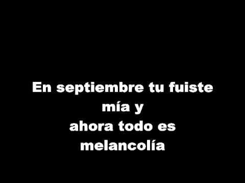 Karaoke En setiembre Jean Carlos