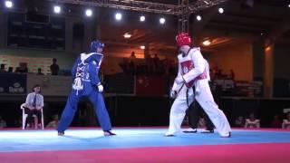 getlinkyoutube.com-World Cup Taekwondo WTF Team Championships 2012_Iran- Korea