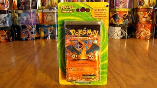 getlinkyoutube.com-Charizard EX Pokemon Booster Pack Opening