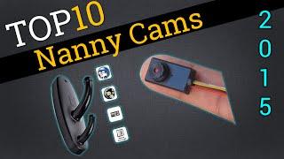 getlinkyoutube.com-Top 10 Nanny Cams 2015 | Compare Best Spy Cams