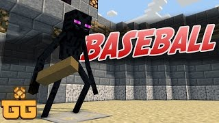 getlinkyoutube.com-Monster School - BASEBALL [Minecraft Animation]