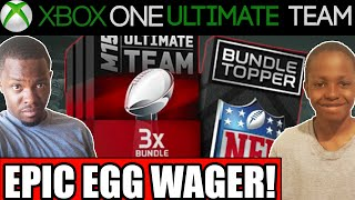 getlinkyoutube.com-EPIC EGG WAGER! - Madden 15 Pack Opening Wager | MUT 15 Pack Opening