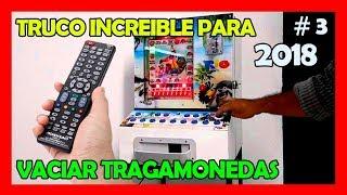 getlinkyoutube.com-Truco Para Maquinas Tragamonedas (3 - PARTE 1) 100% Efectivo!!