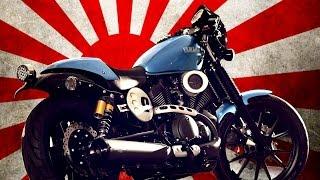 Yamaha XV 950 Racer 2015 - Cafe Racer Custom