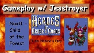 getlinkyoutube.com-Heroes of Order & Chaos (HOC) Nuutt Or Nut Gameplay