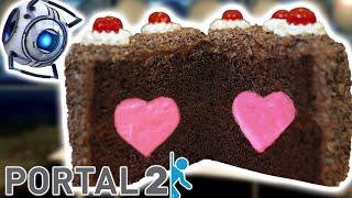 getlinkyoutube.com-HOW TO MAKE THE PORTAL CAKE - NERDY NUMMIES