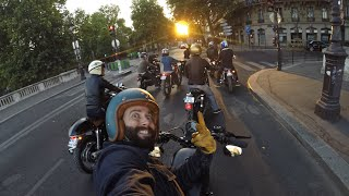 getlinkyoutube.com-Morning Ride Paris #5