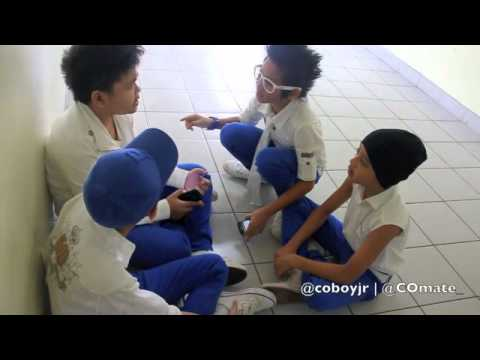 Coboy Jr. Dahsyat RCTI 15 Januari 2012 - Behind The Stage