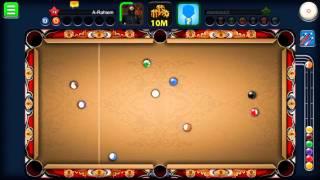 getlinkyoutube.com-8 Ball pool 10 Million Game - Cheater