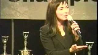Johnna Wells, CAI, BAS, 2005 International Auctioneer Champion