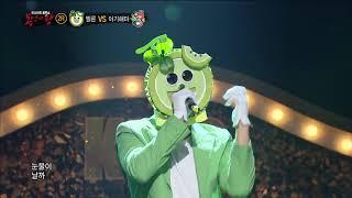 【TVPP】Junho(2PM) - Rain And You,준호(2PM) - 비와 당신@King of Masked Singer width=