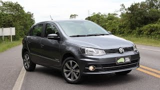 getlinkyoutube.com-Teste - Volkswagen Gol 2017 1.6 Highline - Falando de Carro