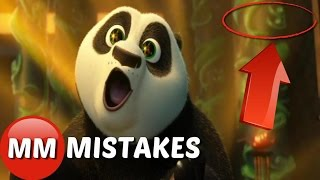 getlinkyoutube.com-10 Hidden Mistakes You Missed In Kung Fu Panda 3 2016  | Kung Fu Panda 3 Movie Mistakes