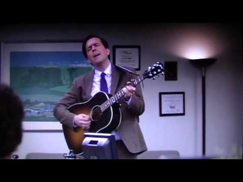 The Office - Andy's Goodbye HQ audio
