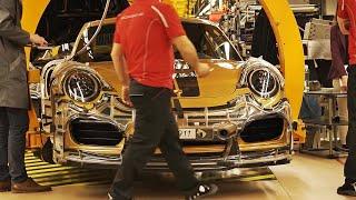 2018 Porsche 911 Turbo S Exclusive Series - PRODUCTION