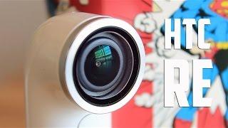 getlinkyoutube.com-HTC Re, Review en español