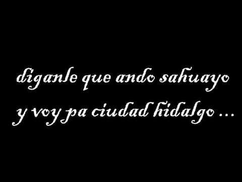 Caminos De Michoacan En Ingles de Las Jilguerillas Letra y Video