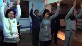 sumayaw,gumalaw danza Huancavelica Peru  July 2012