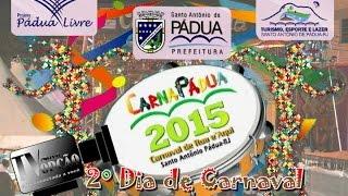 Carnapádua 2015 - 2º dia
